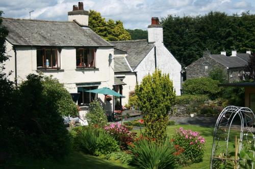 School House Cottage B&B And Tea Garden, Ambleside