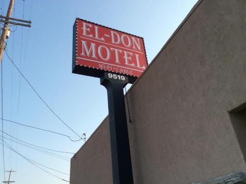 Hotel El Don Motel