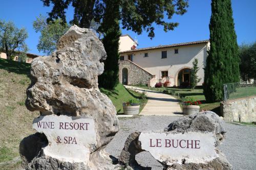 Le Buche Wine ResortandSpa