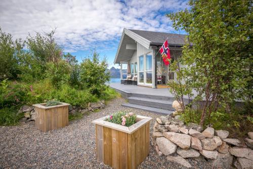 Vestfjord Panorama Villa - Hotel - Nes