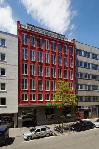 H+ Hotel München photo 28