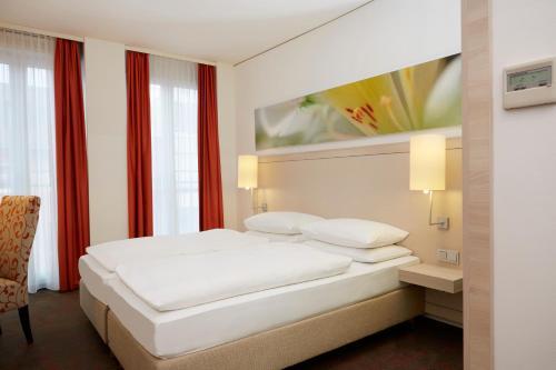 H+ Hotel München impression