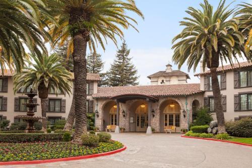 1075 California Blvd, Napa, CA 94559, United States.