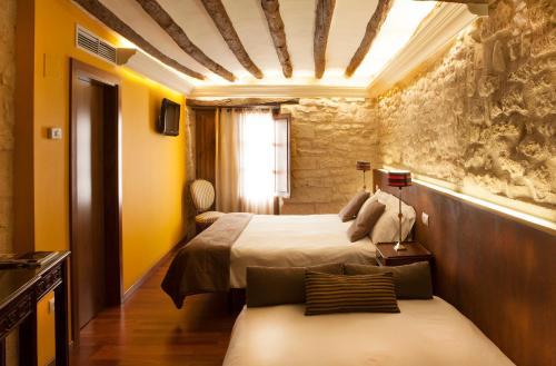 Dreibettzimmer Hotel del Sitjar 16