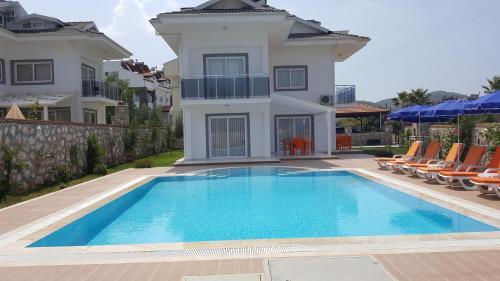 Fethiye Villa Hisar Duo 2 rezervasyon