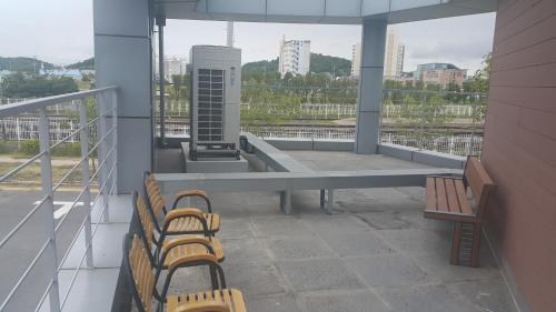 Healing Camp Hostel Pension, Seocheon