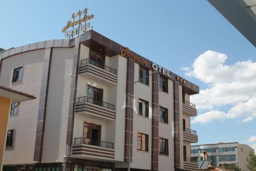 Erzincan Paradise otel restorant Cafe how to go