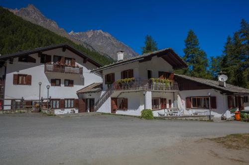 Accommodation in Valsavarenche
