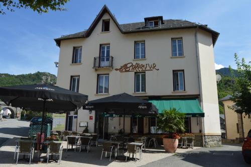 . Hôtel Restaurant Le Bellevue