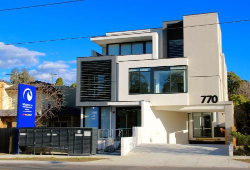 Whitehorse Apartments Hotel - Accommodation - Box Hill