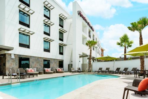 . Hampton Inn & Suites - Napa, CA