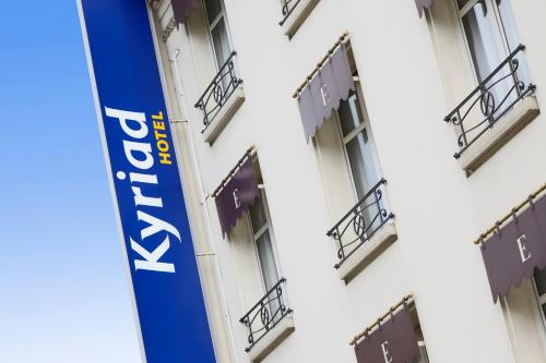 Hôtel Kyriad and Spa Reims centre - Hôtel - Reims