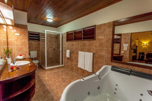 Deluxe-suite med boblebad (Deluxe Suite with Spa Bath)