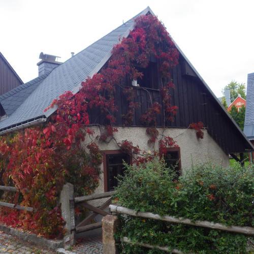 Berghaus Frieda - Kurort Altenberg