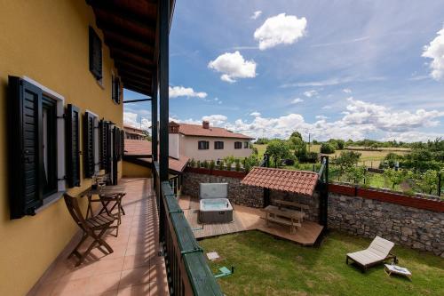Vila Friuli Karst