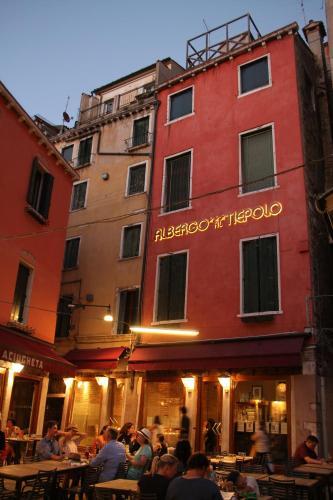 Albergo al Tiepolo in Venedig