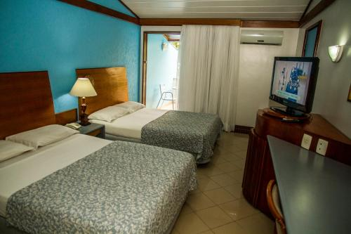 Quadruple Standard Room with Balcony - All Inclusive
