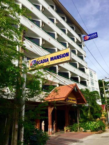 Arcadia Mansion