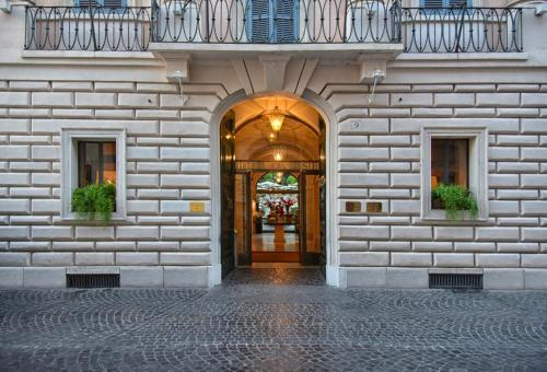 Via Del Babuino 9, Rome, 00187, Italy.