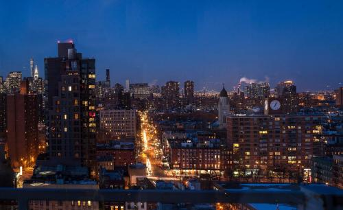107 Rivington Street, New York, 10002, United States.
