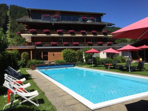 Arc en Ciel Apartments Gstaad