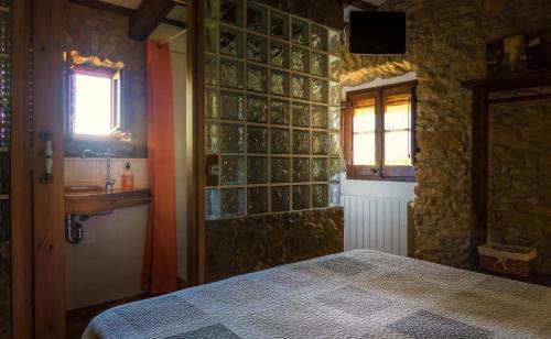 Habitación Doble Superior Hotel Mas Rabiol 16