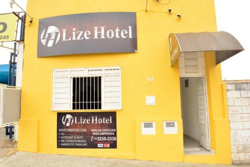 Lize Hotel Campinas Brazil