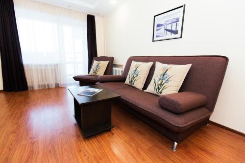 . Apartments and flats on Pushkina st