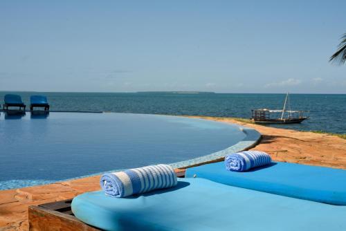Fumba Beach Lodge, Fumba, Menai Bay Conservation Area, Zanzibar, Tanzania.