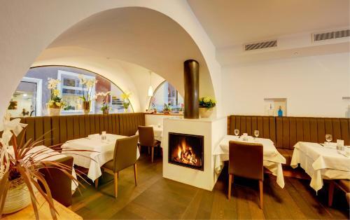 Restaurant Sigmund B&B Meran 2000