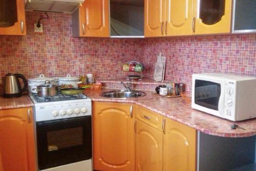 . Apartment on Batetskaya 21