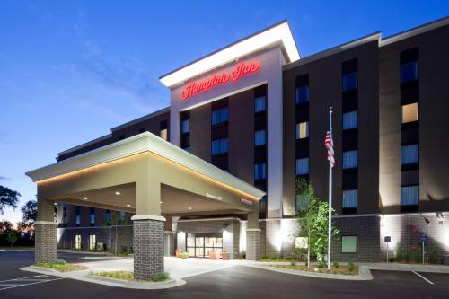 Hampton Inn Minneapolis Roseville Mn