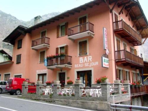 Accommodation in Arvier