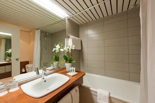 Mercure Hotel Hamburg am Volkspark photo 2