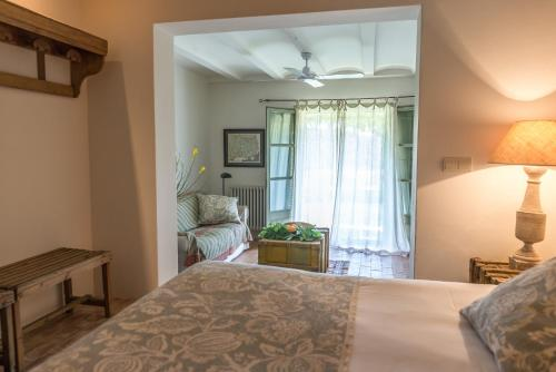 Superior Double or Twin Room with Garden View Can Bassa 12