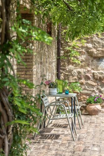 Habitación Doble con vistas al jardín - 1 o 2 camas Can Bassa 6