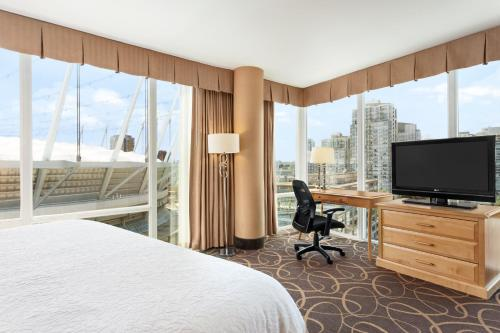 Hampton Inn & Suites, by Hilton - Vancouver Downtown room Valokuvat