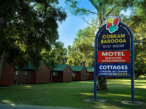 Фото отеля Cobram Barooga Golf Resort