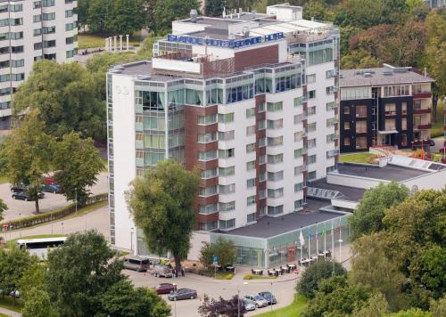 Riga Islande Hotel, Latvia