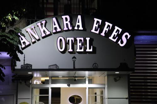 Ankara Ankara Efes Hotel rezervasyon