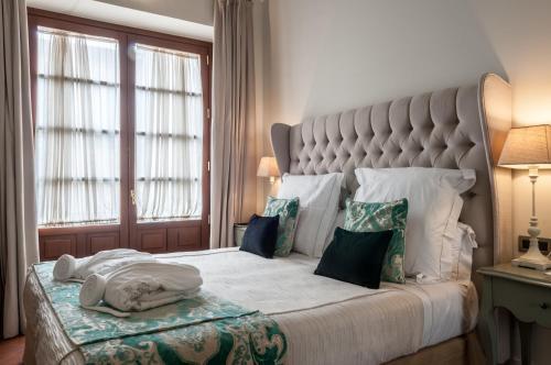 Habitación Doble Deluxe Palacio Pinello 26