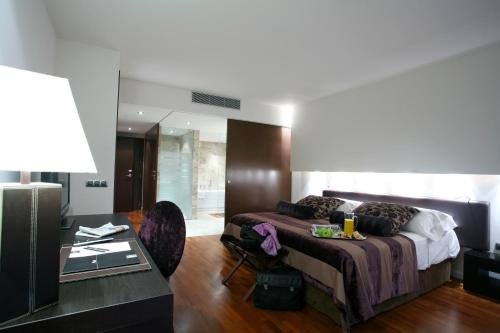 Deluxe Room and Spa access Finca Prats Hotel Golf & Spa 5