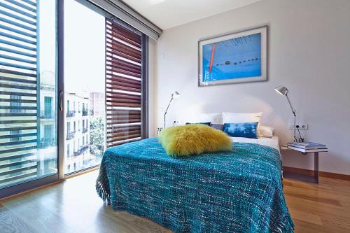 Apartment Barcelona Rentals - Pool Terrace in City Center photo 13