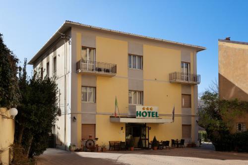Parking Hotel Giardino - Livorno