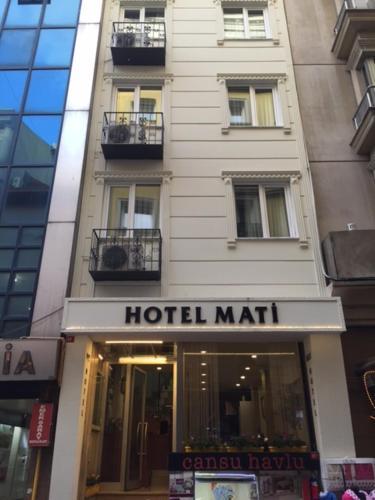 Istanbul Mati Hotel telefon