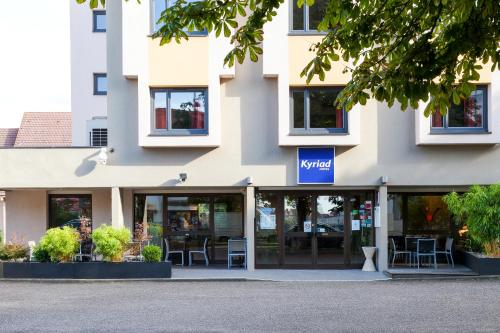 Accommodation in Lingolsheim