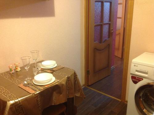 . Apartment on Rostovskaya