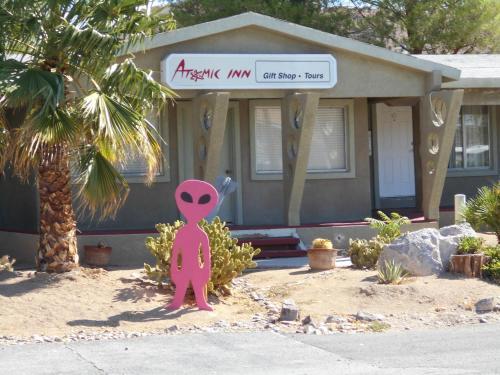 . Atomic Inn Beatty Near Death Valley