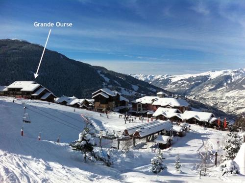 34 Grande Ourse Peisey Vallandry