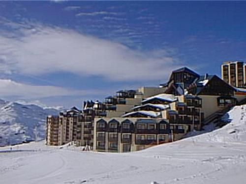 Temples Du Soleil Pichu Appartements Val Thorens Immobilier Val Thorens